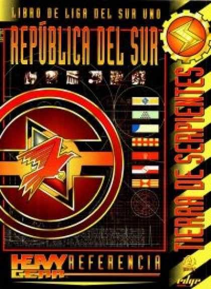 Role Playing Games - Republica Del Sur (Spanish)