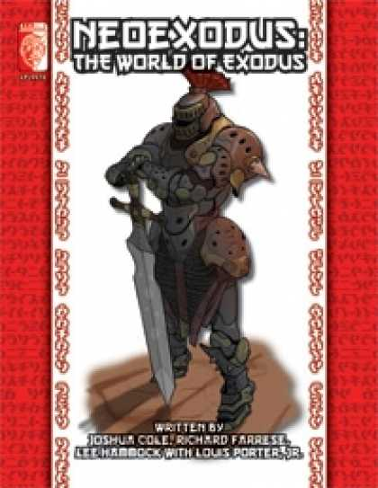 Role Playing Games - NeoExodus: The World of Exodus
