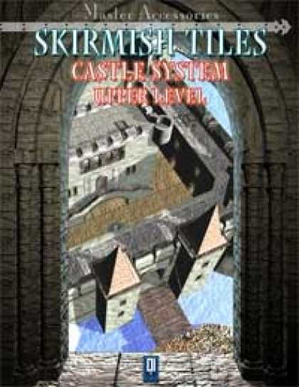 Role Playing Games - SKIRMISH TILES, Castle System: upper level