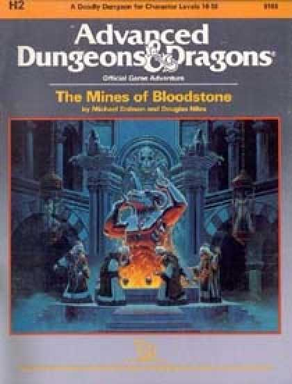 Role Playing Games - H2 - The Mines of Bloodstone