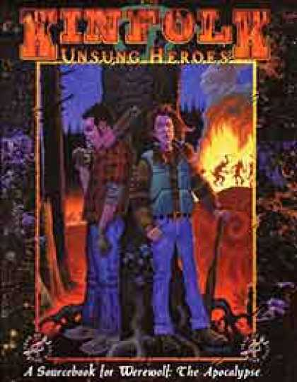 Role Playing Games - Kinfolk: Unsung Heroes
