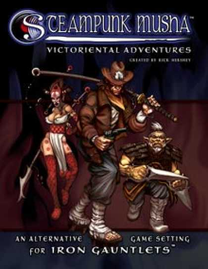 Role Playing Games - Steampunk Musha