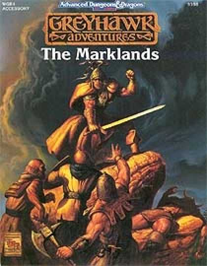Role Playing Games - The Marklands