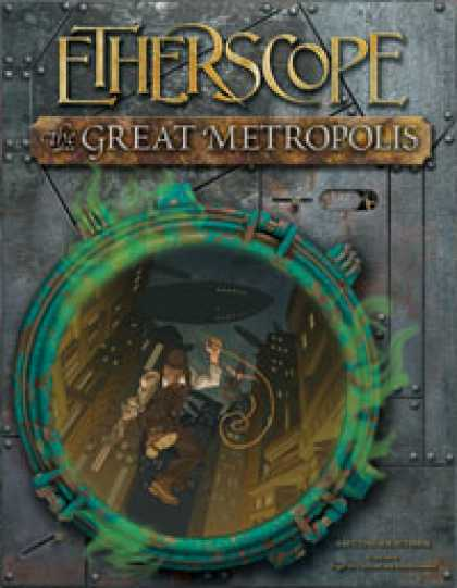 Role Playing Games - Etherscope: The Great Metropolis