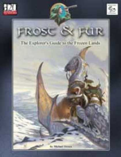 Role Playing Games - MonkeyGod Presents: Frost & Fur