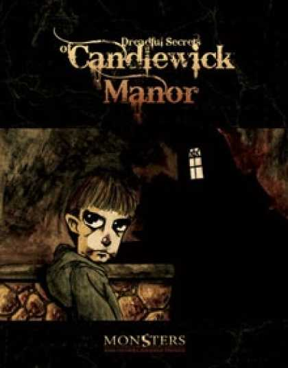 Role Playing Games - The Dreadful Secrets of Candlewick Manor