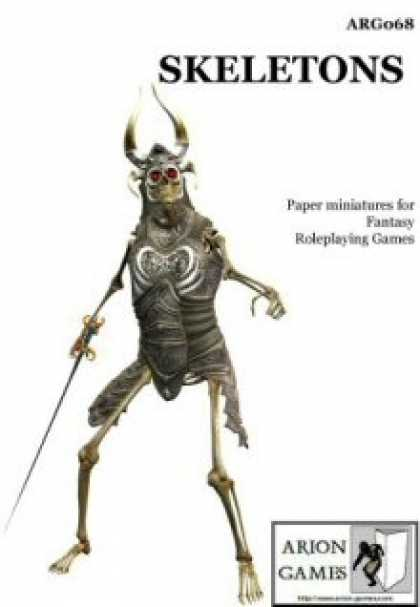 Role Playing Games - Skeleton Set