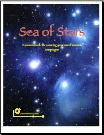 Role Playing Games - Sea of Stars: A Sourcebook for Building Futuristic d20 Campaigns