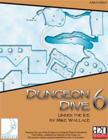 Role Playing Games - Dungeon Dive 6: Under the Ice