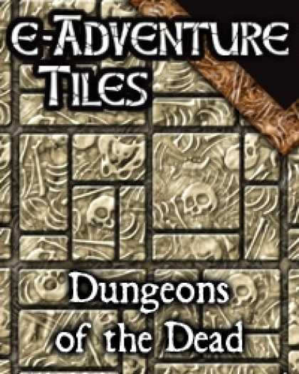 Role Playing Games - e-Adventure Tiles: Dungeons of the Dead