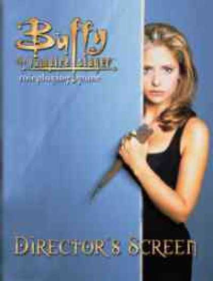 Role Playing Games - Buffy the Vampire Slayer RPG Director's Screen