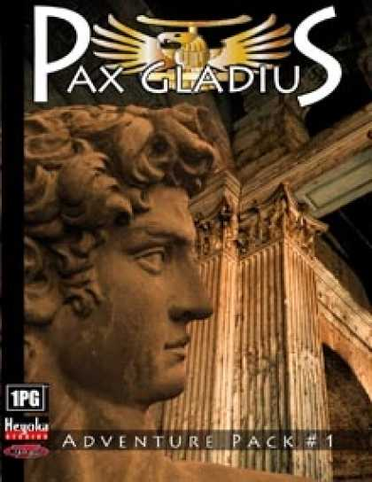 Role Playing Games - Pax Gladius Adventure Pack #1