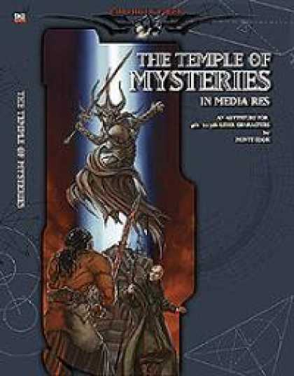 Role Playing Games - The Temple of Mysteries: In Media Res