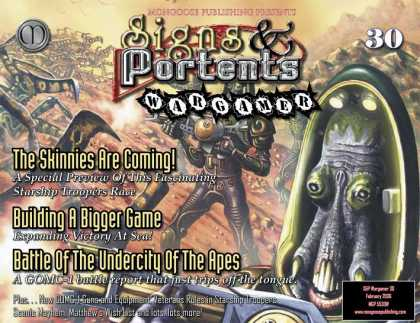 Role Playing Games - Signs & Portents Wargamer 30