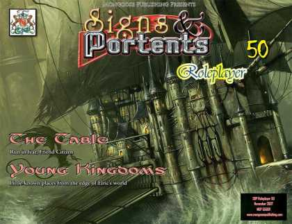 Role Playing Games - Signs & Portents 50 Roleplayer