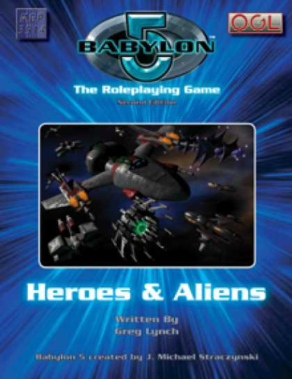 Role Playing Games - Heroes & Aliens