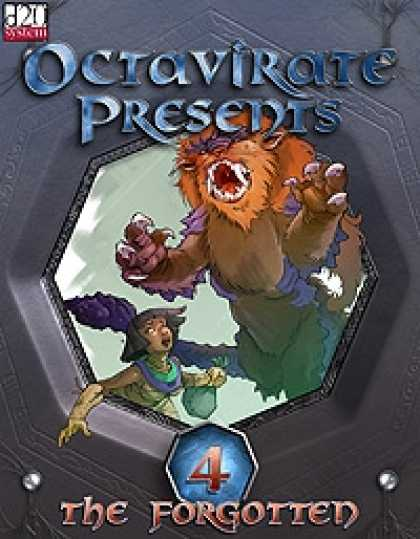 Role Playing Games - Octavirate Presents Vol #4: The Forgotten