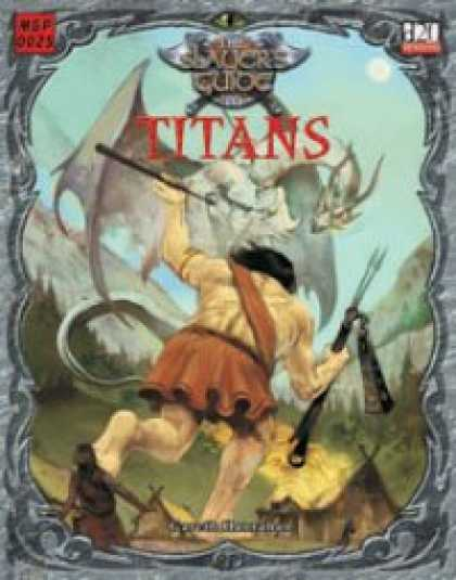 Role Playing Games - Slayer's Guide to Titans