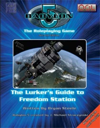 Role Playing Games - The Lurker's Guide to Freedom Station