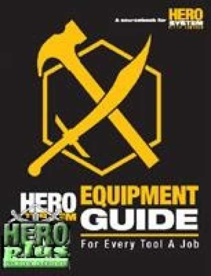 Role Playing Games - Hero System Equipment Guide - PDF
