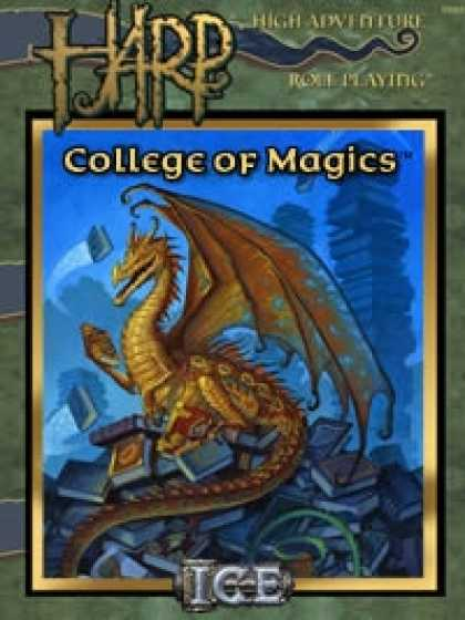 Role Playing Games - HARP College of Magics PDF