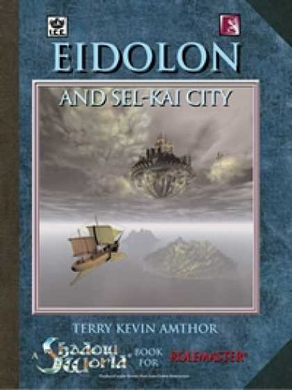 Role Playing Games - Eidolon: City In the Sky (Shadow World Setting) PDF