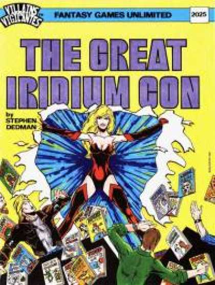 Role Playing Games - The Great Iridium Con