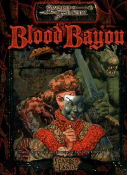 Role Playing Games - Blood Bayou
