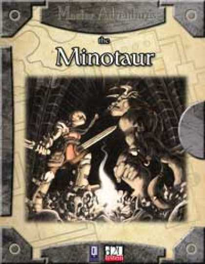 Role Playing Games - The Minotaur