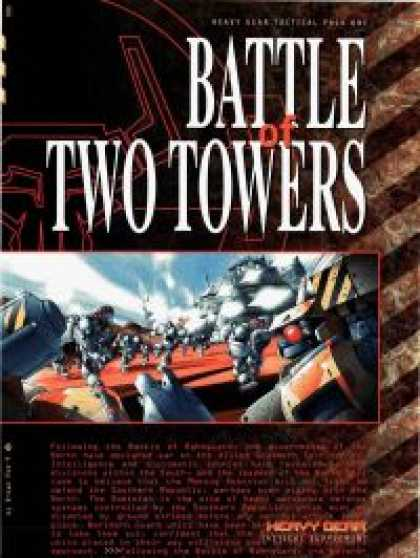 Role Playing Games - Tactical Pack One: Battle of Two Towers