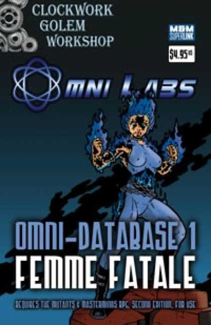 Role Playing Games - OMNI-Database 1: Femme Fatale