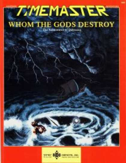 Role Playing Games - Whom the Gods Destroy