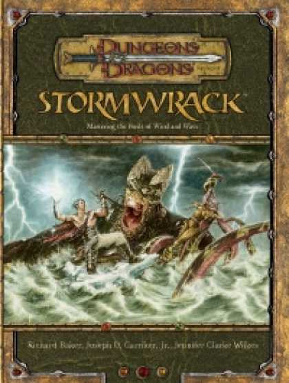 Role Playing Games - Stormwrack