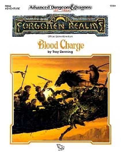 Role Playing Games - Blood Charge