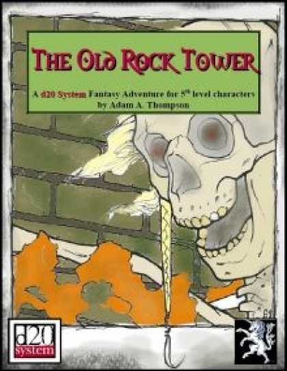 Role Playing Games - The Old Rock Tower