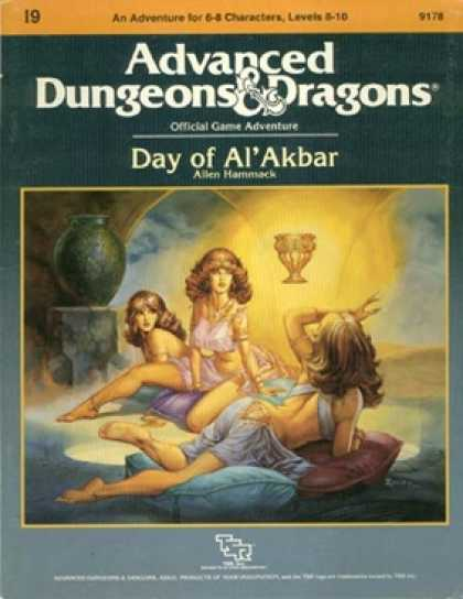 Role Playing Games - I9 - Day of Al'Akbar