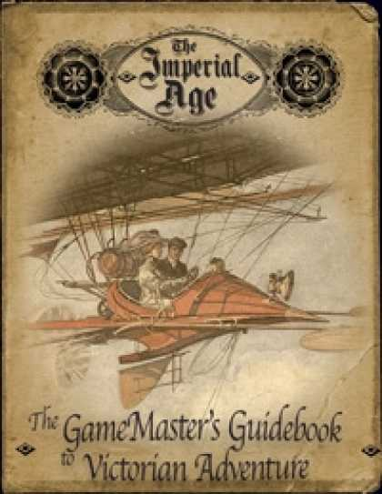Role Playing Games - The GameMaster's Guidebook to Victorian Adventure