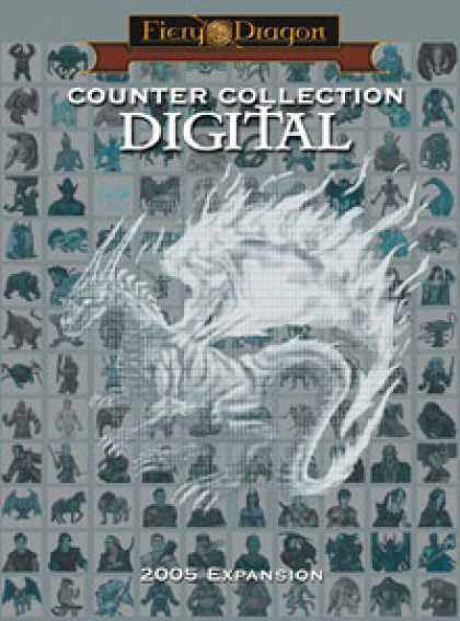 Role Playing Games - Counter Collection Digital v.2.0 SILVER (2005 Expansion)