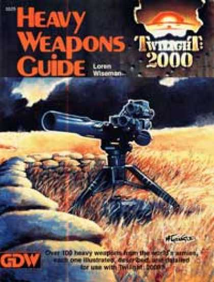 Role Playing Games - Heavy Weapons Guide