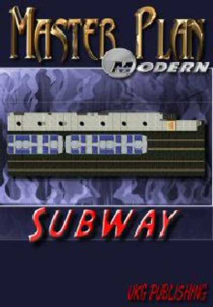 Role Playing Games - Master Plan Modern: Subway