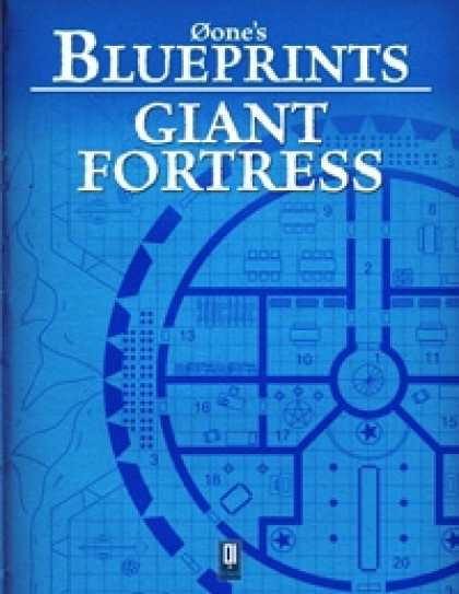 Role Playing Games - 0one's Blueprints: Giant Fortress