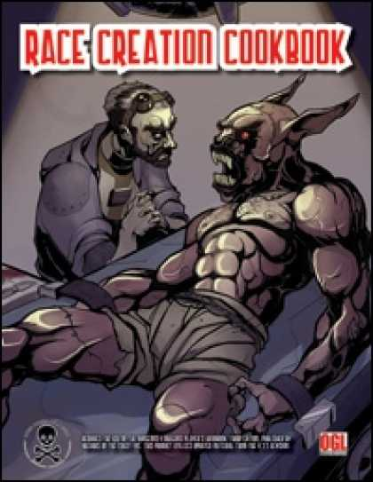 Role Playing Games - Race Creation Cookbook
