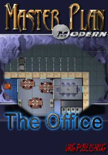 Role Playing Games - Master Plan Modern: The Office