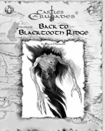 Role Playing Games - C&C Back to Blacktooth Ridge