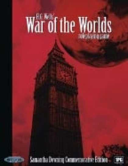 Role Playing Games - H.G. Wells' War of the Worlds
