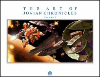 Role Playing Games - The Art of Jovian Chronicles Volume 2