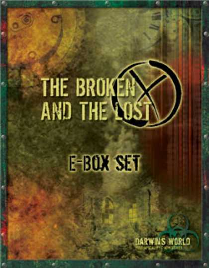 Role Playing Games - The Broken and The Lost (eBox Set)