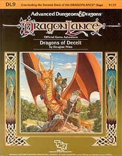 Role Playing Games - Dragons of Deceit