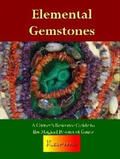 Role Playing Games - Elemental Gemstones