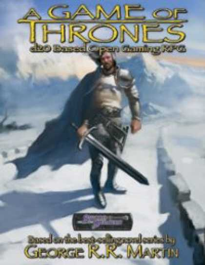 Role Playing Games - A Game of Thrones Roleplaying Game (Standard Edition)
